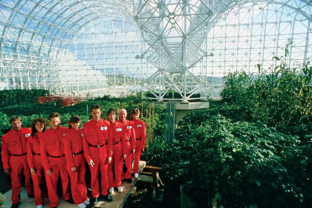 Equipaggio Biosphere 2