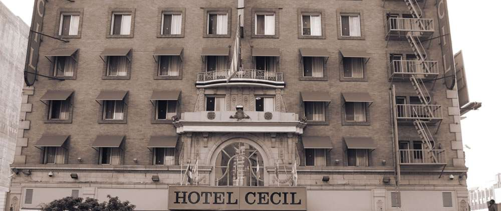 Hotel Suicide
