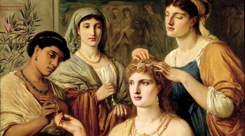 Acconciature Antica Roma